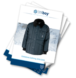 HF Boy | Coldstorage Protective Clothing Product Range PDF Download